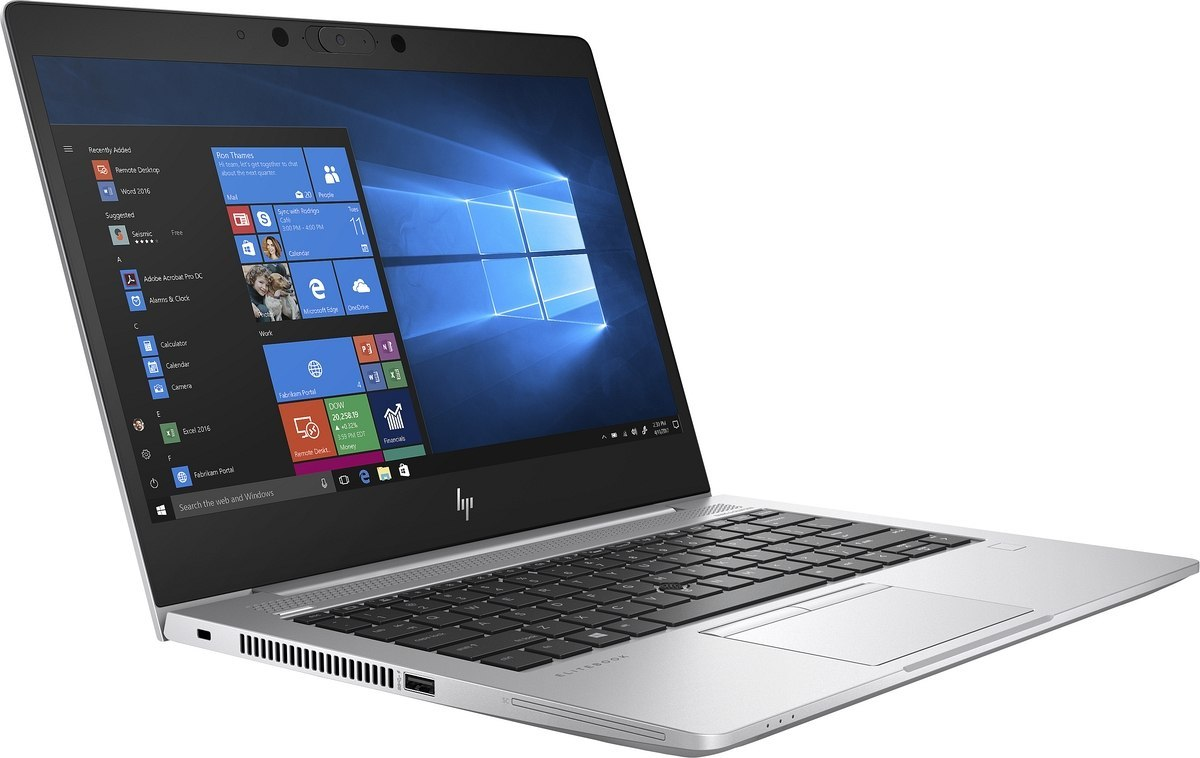"Dotykowy HP EliteBook 830 G6 13.3"" FullHD IPS Intel Core i5-8365U Quad 8GB DDR4 256GB SSD NVMe Windows 10 Pro"