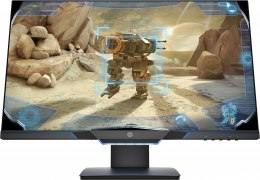 Monitor HP 25mx FullHD 24.5 cali 1920x1080 144Hz 1ms HDMI DisplayPort pivot VESA 4JF31AA