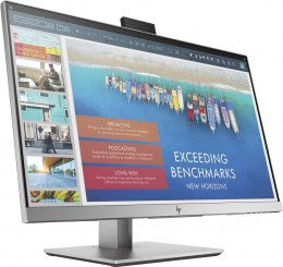 Monitor HP EliteDisplay E243d Docking 23.8 cali FullHD IPS HDMI DisplayPort VGA D-SUB pivot VESA 1TJ76AA