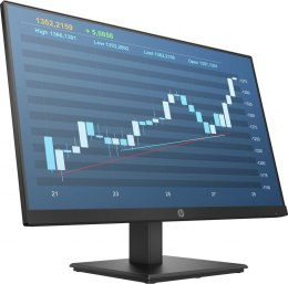 Monitor HP P244 23.8 cali FullHD IPS HDMI DP VGA D-SUB 5QG35AT