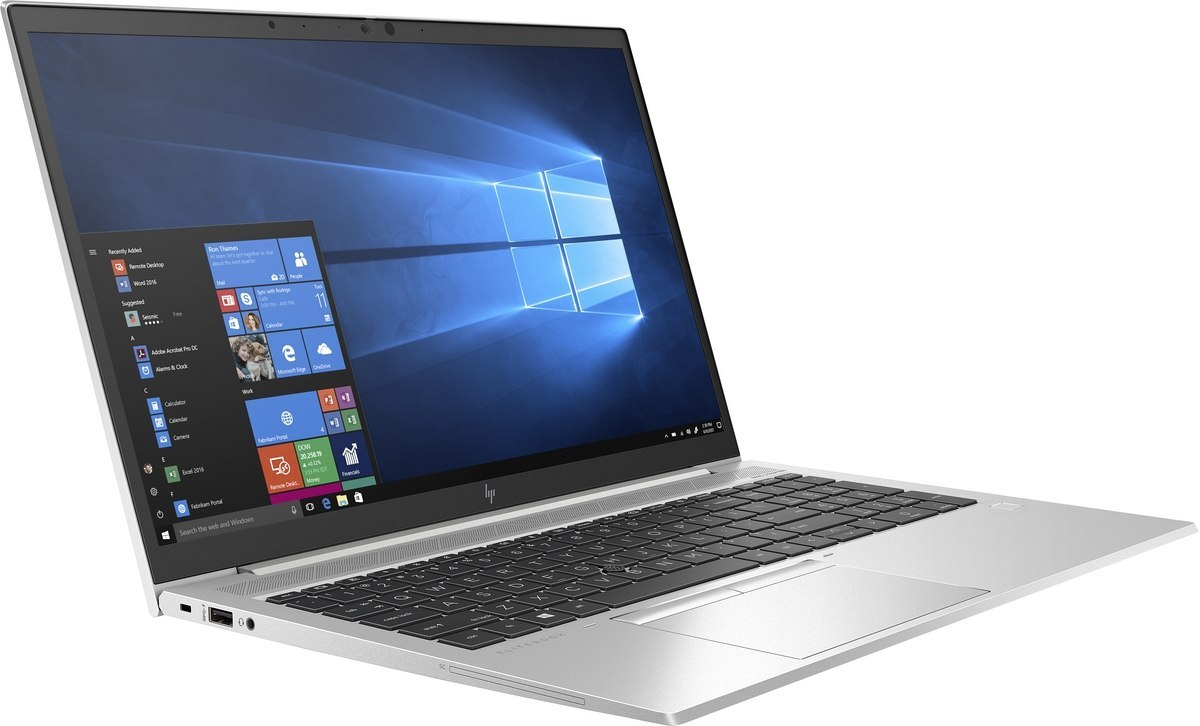 "HP EliteBook 855 G7 15.6"" FullHD IPS AMD Ryzen 5 PRO 4650U 6-rdzeni 8GB DDR4 512GB SSD NVMe Windows 10 Pro"