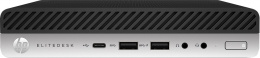 HP EliteDesk 800 G5 Desktop Mini PC Intel Core i5-9500 6-rdzeni 8GB DDR4 256GB SSD Windows 10 Pro