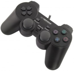 GAMEPAD ESPERANZA Z WIBRACJAMI EG106 DO PC/PS2/PS3