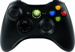 Gamepad Microsoft Xbox 360 Wireless Controller Black