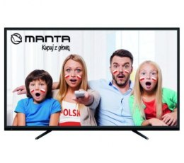"TV MANTA LED5501U 55"" UHD 3840×2160 Dolby Digital HDMI USB DVB-T MPEG4"