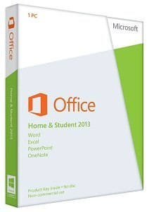 Microsoft Office 2013 Home&Student