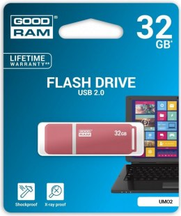 Pendrive GoodRam UMO2 32GB USB 2.0 (UMO2-0320O0R11)