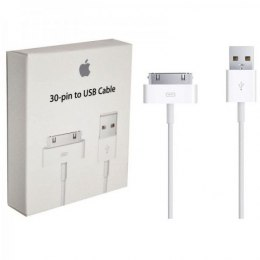 Kabel USB Apple USB A30pin Apple (MA591GA) BOX