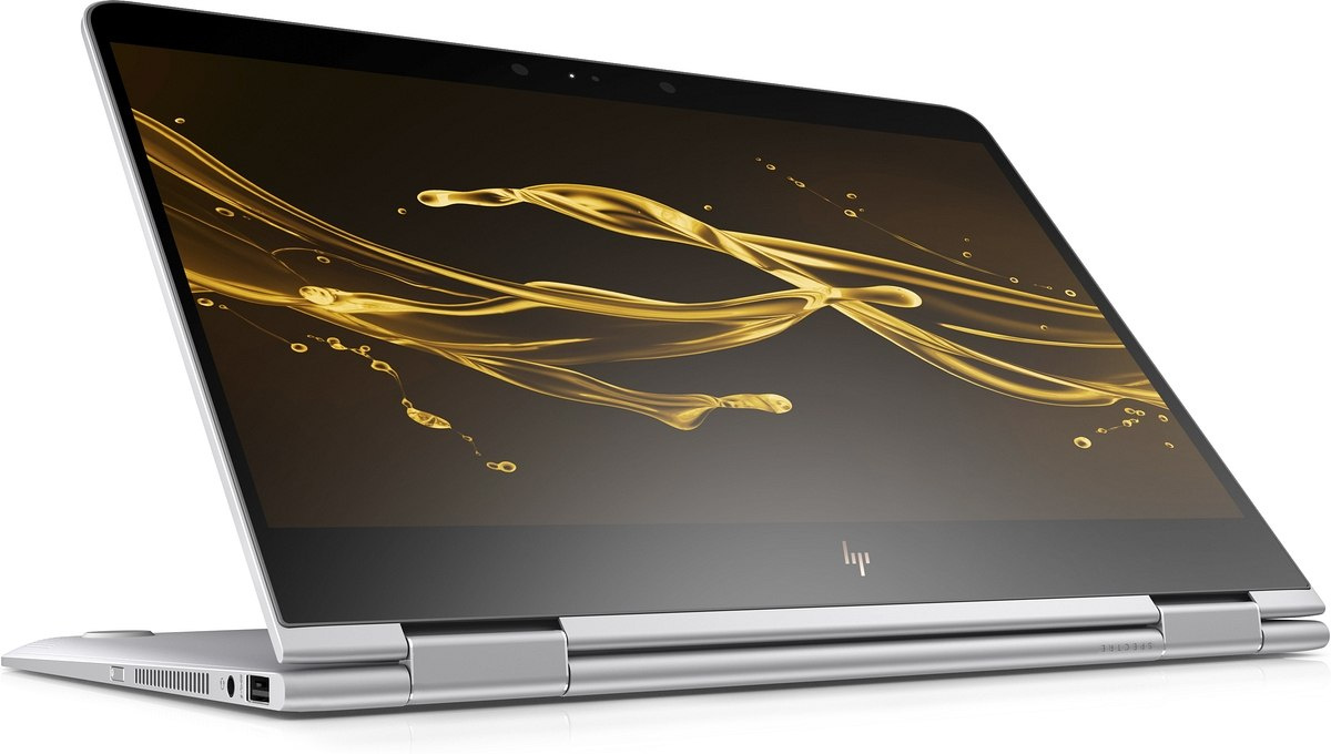 2w1 HP Spectre 13 x360 Intel Core i5-7200U 8GB RAM 512GB SSD NVMe Active Pen Windows 10