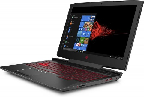 HP OMEN 15 Intel Core i7-7700HQ 16GB DDR4 256GB SSD NVMe +2TB HDD NVIDIA GeForce GTX1060 Windows 10