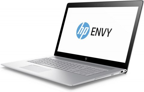 HP ENVY 17 FullHD IPS Intel Core i7-8550U QUAD 16GB DDR4 256GB SSD +1TB HDD NVIDIA GeForce MX150 2GB Windows 10