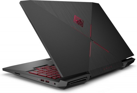 HP OMEN 15 FullHD IPS Intel Core i7-7700HQ QUAD 16GB DDR4 256GB SSD NVMe +1TB HDD NVIDIA GeForce GTX 1060 6GB Windows 10 100Hz