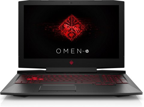 HP OMEN 15 UltraHD 4K IPS Intel Core i7-7700HQ 16GB DDR4 512GB SSD NVMe 1TB HDD NVIDIA GeForce GTX 1060 6GB Windows 10