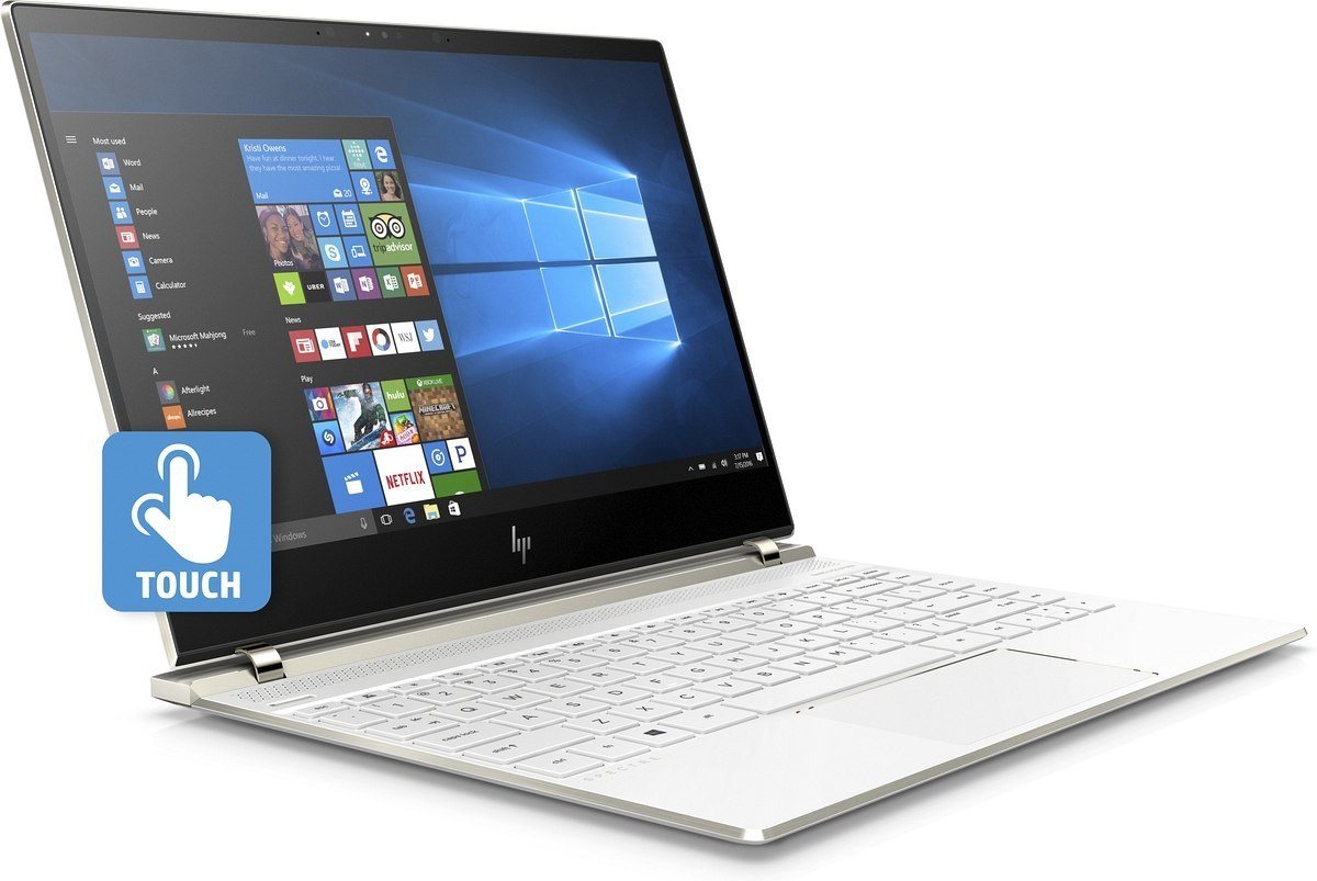 Dotykowy HP Spectre 13 UltraHD 4K IPS Intel Core i7-8550U 8GB RAM 512GB SSD NVMe Windows 10