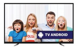 "TV Manta LED94901S EMPEROR 49"" UHD 4K 3840×2160 Dolby Digital Plus HDMI USB DVB-T DVB-C MPEG4 ANDROID"
