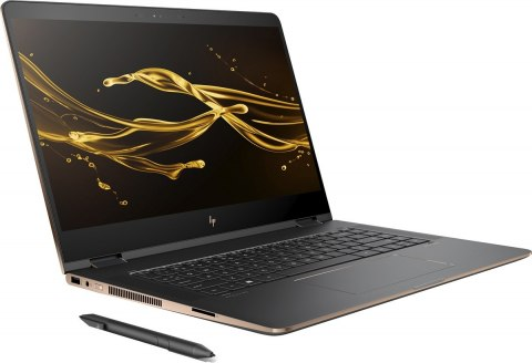 2w1 HP Spectre 15 x360 UltraHD 4K Intel Core i7-7500U 16GB DDR4 1TB SSD NVMe NVIDIA GeForce 940MX Active Pen Windows 10
