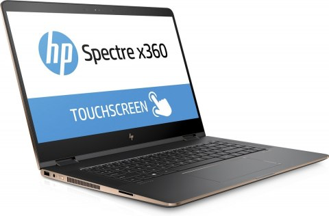 2w1 HP Spectre 15 x360 UltraHD 4K Intel Core i7-8550U 16GB DDR4 512GB SSD NVMe NVIDIA GeForce MX150 Active Pen Windows 10