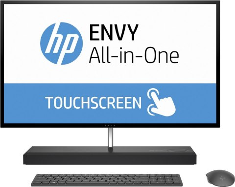 Dotykowy AiO HP ENVY 27 QHD IPS Intel Core i7-7700T 16GB DDR4 128GB SSD NVMe +1TB HDD NVIDIA GeForce GTX 950M 4GB VRAM Windows10