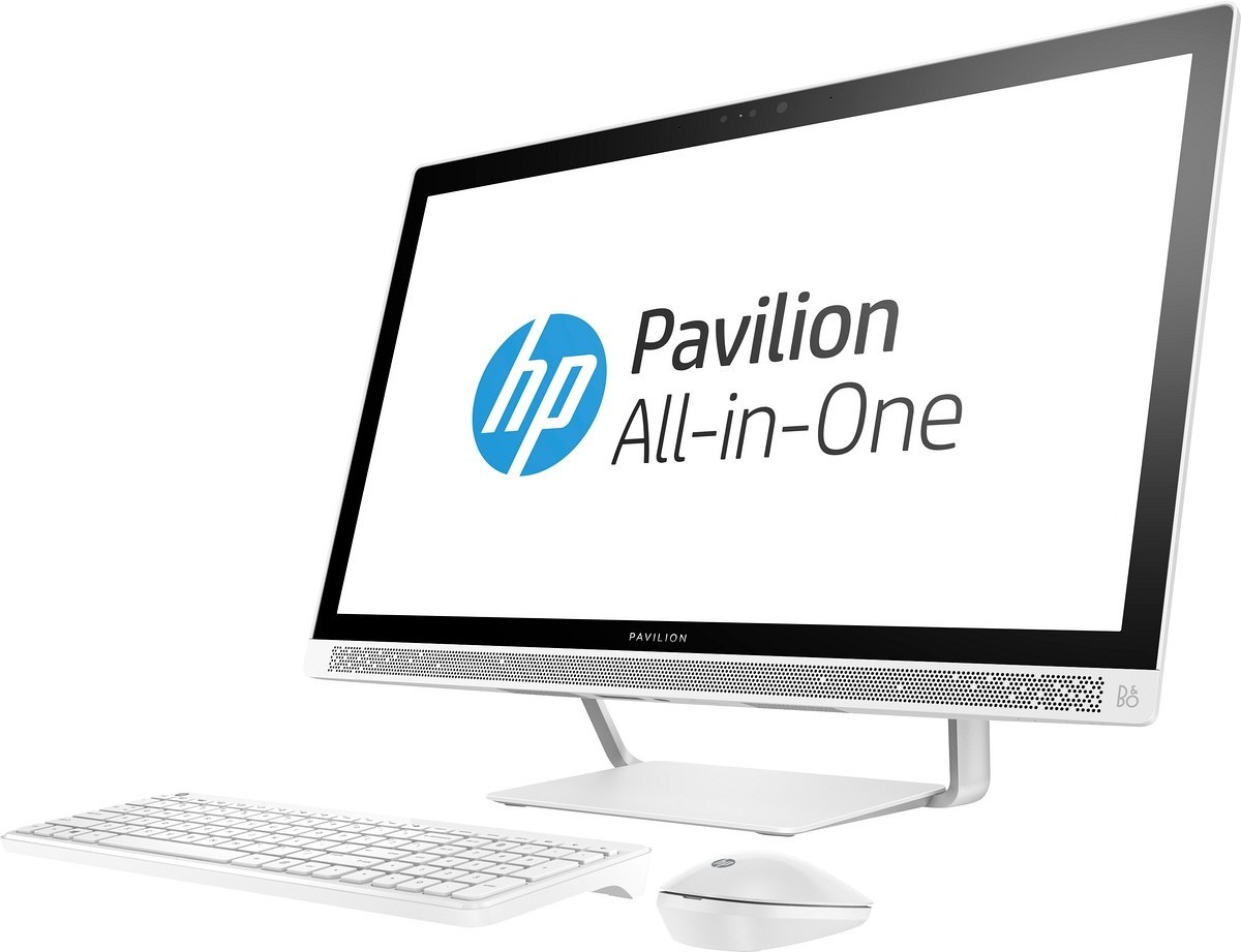 AiO HP Pavilion 27 FullHD IPS Intel Core i7-7700T QUAD 16GB DDR4 2TB HDD Windows 10 +klawiatura i mysz