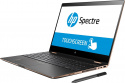 2w1 HP Spectre 15 x360 UltraHD 4K IPS Intel Core i7-8550U 16GB 1TB SSD NVMe NVIDIA GeForce MX150 2GB Active Pen Windows 10