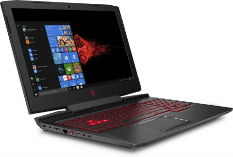 HP OMEN 15 UltraHD 4K IPS Intel Core i7-7700HQ 16GB DDR4 256GB SSD NVMe 1TB HDD NVIDIA GeForce GTX 1060 6GB Windows 10