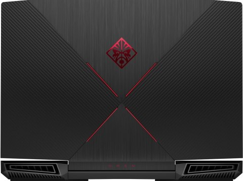 HP OMEN 17 FullHD IPS Intel Core i7-7700HQ QUAD 12GB DDR4 256GB SSD NVMe +1TB HDD NVIDIA GeForce GTX 1050 4GB Windows 10