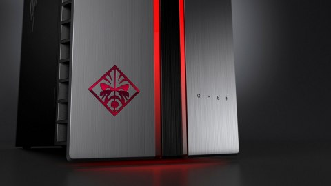 HP OMEN 870-202nx PC Intel Core i7-7700K QUAD 32GB DDR4 256GB SSD +2TB HDD NVIDIA GeForce GTX 1080 8GB Windows 10