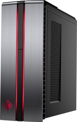 HP OMEN 870-270no PC Intel Core i5-7400 QUAD 8GB DDR4 128GB SSD +1TB HDD NVIDIA GeForce GTX 1070 8GB Windows 10