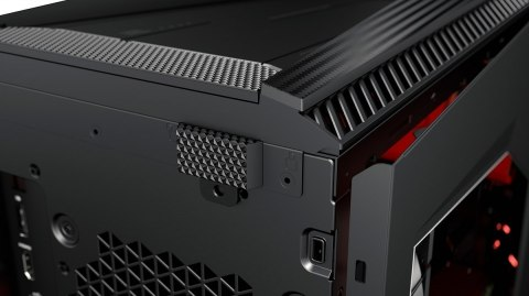 HP OMEN 880-103nl PC Intel Core i7-8700K 6-rdzeni 32GB DDR4 256GB SSD NVMe +1TB HDD NVIDIA GeForce GTX 1070 8GB Windows 10