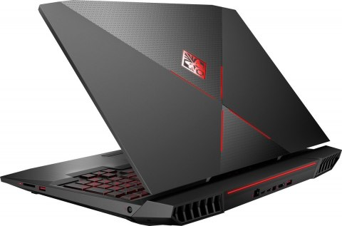 HP OMEN X 17 FullHD IPS 120Hz Intel Core i7-7820HK 16GB DDR4 256GB SSD NVMe 1TB HDD NVIDIA GeForce GTX 1080 8GB VRAM Windows 10