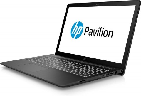 HP Pavilion Power 15 FullHD IPS Inel Core i7-7700HQ QUAD 8GB DDR4 128GB SSD NVMe +1TB NVIDIA GeForce GTX 1050Ti 4GB Windows 10