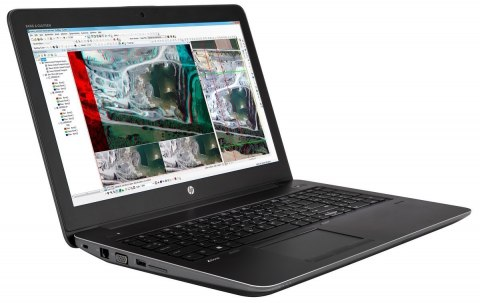 HP ZBook 15 G3 Intel Xeon E3-1505M v5 32GB DDR4 512GB SSD 1TB HDD NVIDIA Quadro M2000M 4GB VRAM Windows 10 Pro