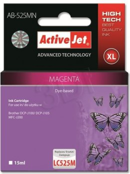 Activejet tusz AB-525MN / LC525M (magenta)