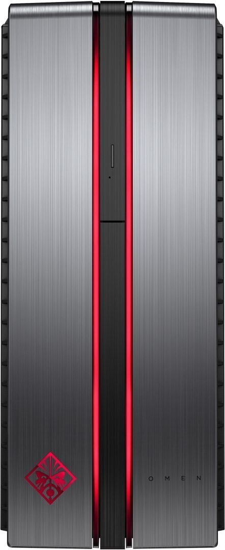 HP OMEN 870-102nx PC Intel Core i7-6700K QUAD 32GB DDR4 256GB SSD +2TB HDD NVIDIA GeForce GTX 1080 8GB Windows 10