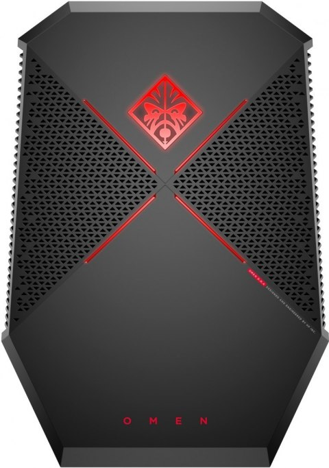 HP OMEN X P1000 Intel Core i7-7820HK Quad Core 16GB DDR4 512GB SSD NVMe NVIDIA GeForce GTX 1080 8GB Windows 10 +stacja dokująca
