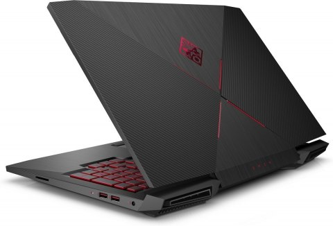 HP OMEN 15 FullHD IPS Intel Core i7-7700HQ 16GB DDR4 256GB SSD NVMe +1TB HDD NVIDIA GeForce GTX 1050Ti 4GB Windows 10