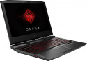 HP OMEN X 17 FullHD IPS 120Hz Intel Core i7-7820HK 32GB DDR4 1TB SSD NVMe NVIDIA GeForce GTX 1080 8GB VRAM Windows 10