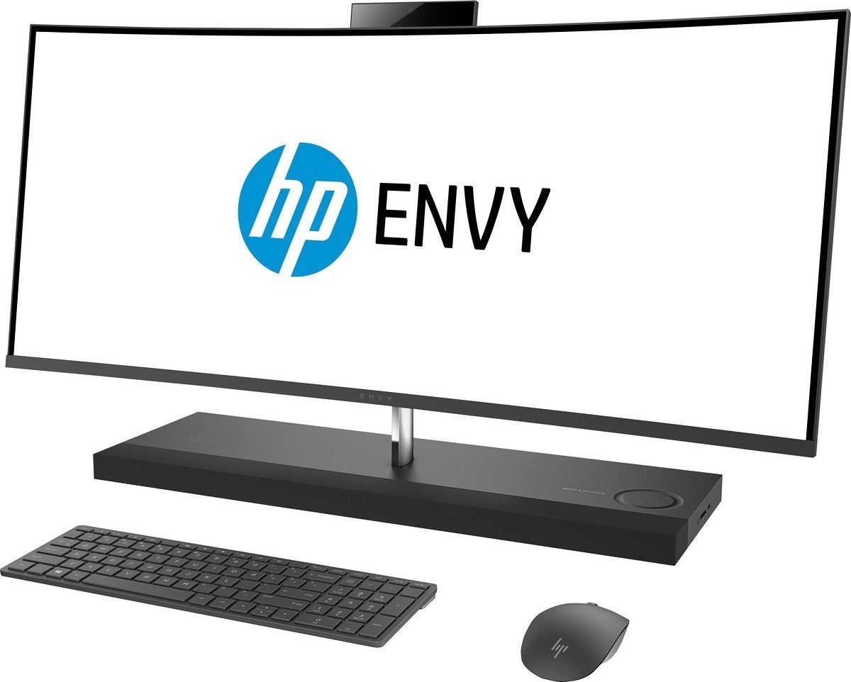 AiO HP ENVY 34 Curved UWQHD IPS Intel Core i7-7700T 16GB DDR4 512GB SSD NVMe +2TB HDD NVIDIA GeForce GTX 950M 4GB Windows 10