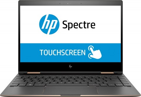 2w1 HP Spectre 13 x360 Intel Core i7-8550U 16GB RAM 512GB SSD NVMe Windows 10