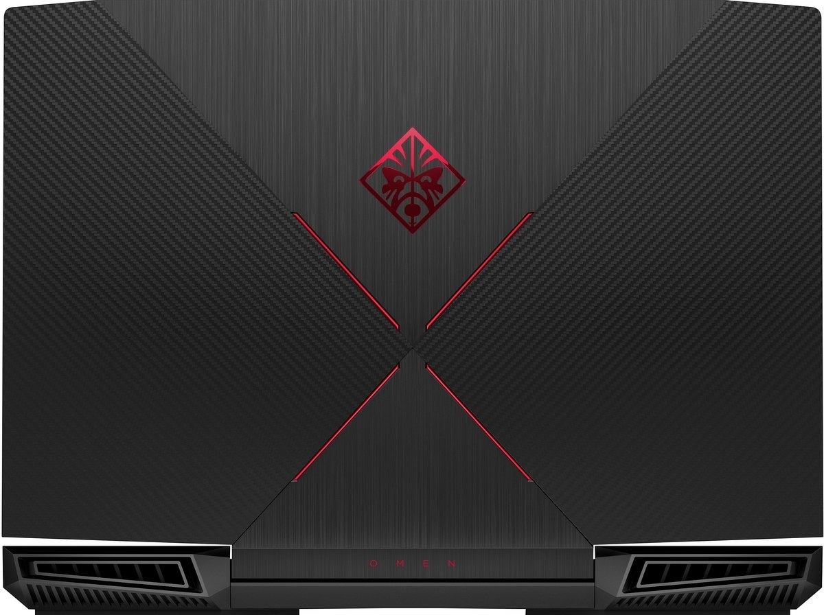 HP OMEN 17 FullHD IPS 120Hz Intel Core i7-8750H 6-rdzeni 16GB DDR4 256GB SSD NVMe +1TB HDD NVIDIA GeForce GTX 1070 8GB Windows10