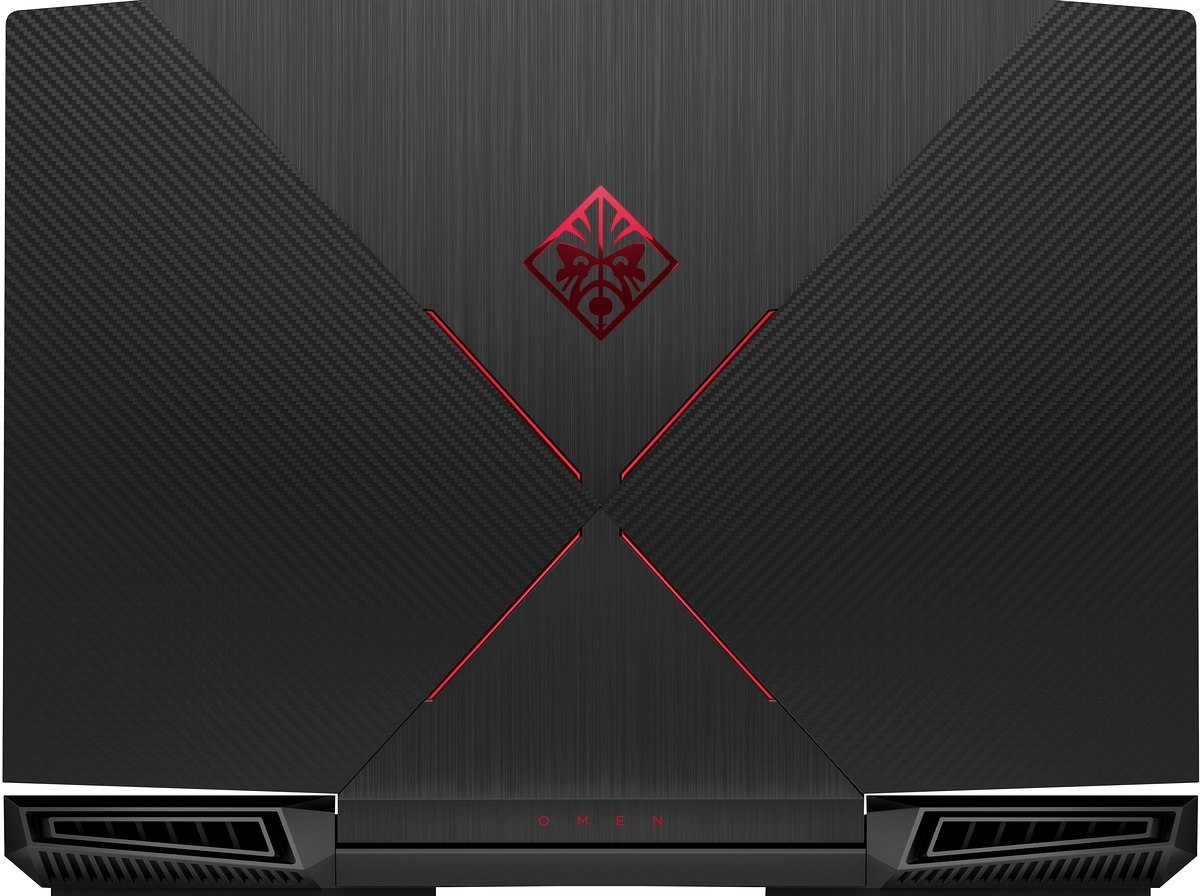HP OMEN 17 4K UHD IPS Intel Core i7-8750H 6-rdzeni 32GB DDR4 512GB SSD NVMe +1TB HDD NVIDIA GeForce GTX 1070 8GB Windows 10