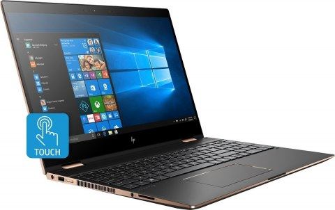 2w1 HP Spectre 15 x360 UltraHD 4K IPS Intel Core i7-8705G 16GB DDR4 1TB SSD NVMe AMD Radeon RX Vega M GL 870 4GB Windows 10