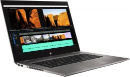 HP ZBook Studio G5 15 Intel Core i7-8750H 6-rdzeni 16GB DDR4 512GB SSD NVMe NVIDIA Quadro P1000 4GB VRAM Windows 10