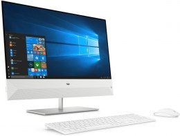 AiO HP Pavilion 27 QHD IPS Intel Core i5-8400T 8GB DDR4 128GB SSD NVMe 1TB HDD Windows 10 +klawiatura i mysz