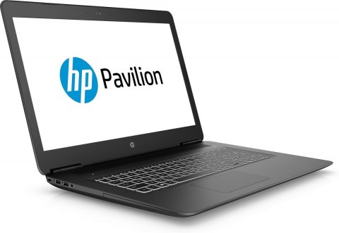 HP Pavilion 17 FullHD IPS Intel Core i7-8750H 6-rdzeni 16GB DDR4 256GB SSD NVMe 1TB HDD NVIDIA GeForce GTX 1050 Ti 4GB