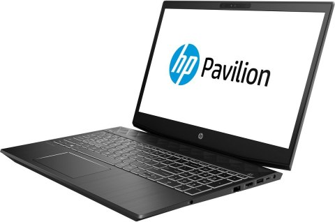 HP Pavilion Gaming 15 FullHD IPS Intel Core i7-8750H 6-rdzeni 16GB 256GB SSD NVMe 1TB HDD NVIDIA GeForce GTX 1060 3GB Win10
