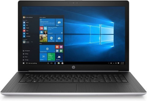 HP ProBook 470 G5 FullHD Intel Core i7-8550U Quad 16GB DDR4 256GB SSD NVMe 1TB HDD NVIDIA GeForce 930MX 2GB Windows 10 Pro