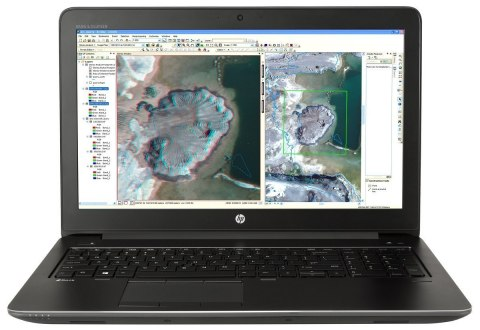HP ZBook 15 G3 FullHD IPS Intel Core i7-6820HQ Quad 16GB DDR4 512GB SSD NVIDIA Quadro M2000M 4GB VRAM Windows 7/10 Pro