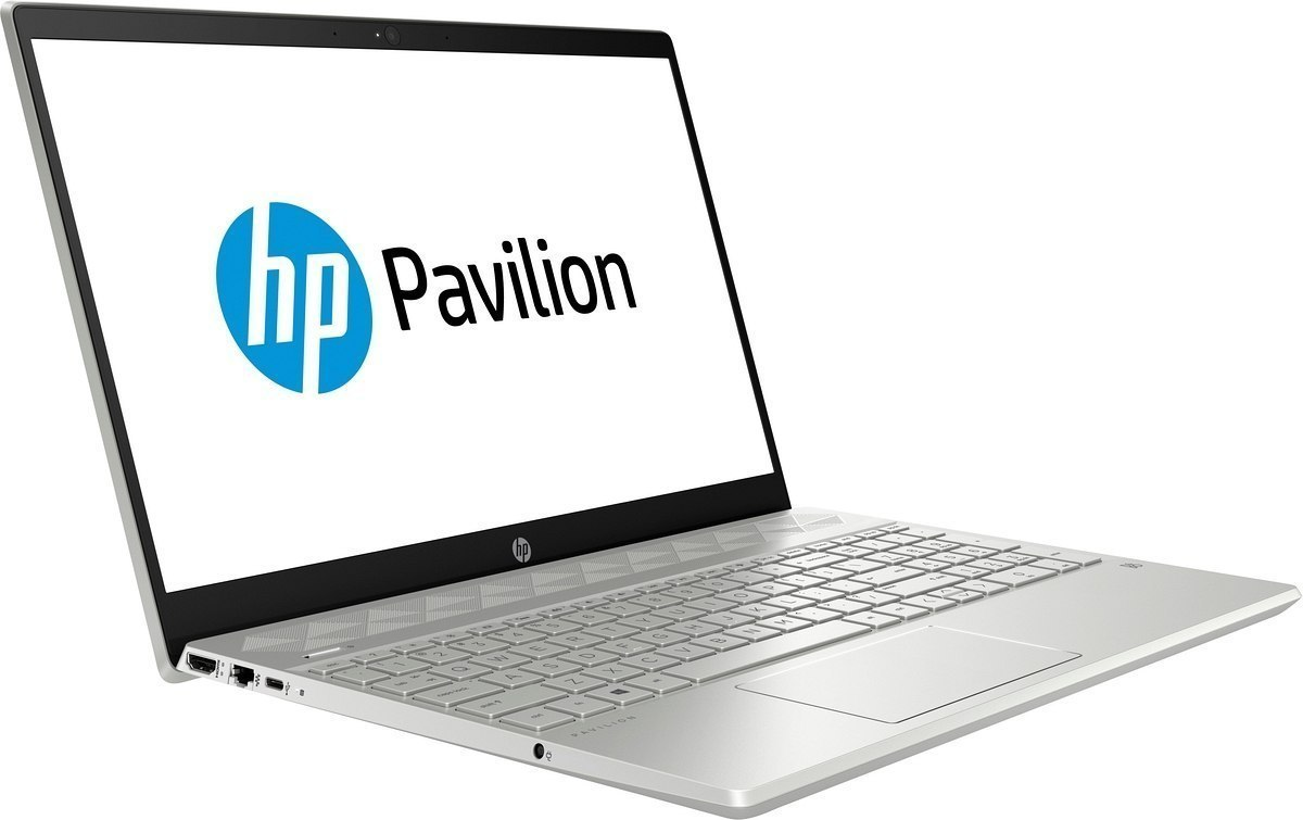 HP Pavilion 15 FullHD IPS Intel Core i7-8550U Quad 16GB DDR4 512GB SSD NVMe NVIDIA GeForce MX150 4GB VRAM Windows 10