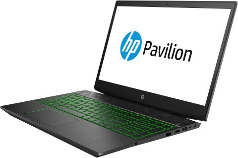 HP Pavilion Gaming 15 FullHD IPS 144Hz Intel Core i7-8750H 16GB 128GB SSD NVMe 1TB HDD NVIDIA GeForce GTX 1060 3GB Windows 10